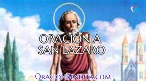 Oración A San Lázaro: Salud, Dinero, Enemigos Y Más