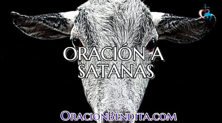 Oración A Satanas