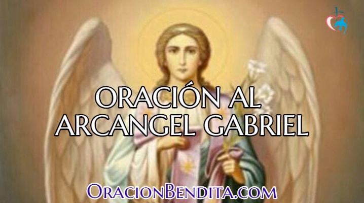 Oración a Gabriel