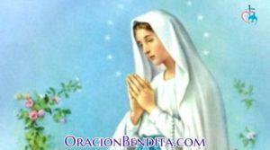 Oración A La Virgen De Lourdes: Amor, Favores Y Más