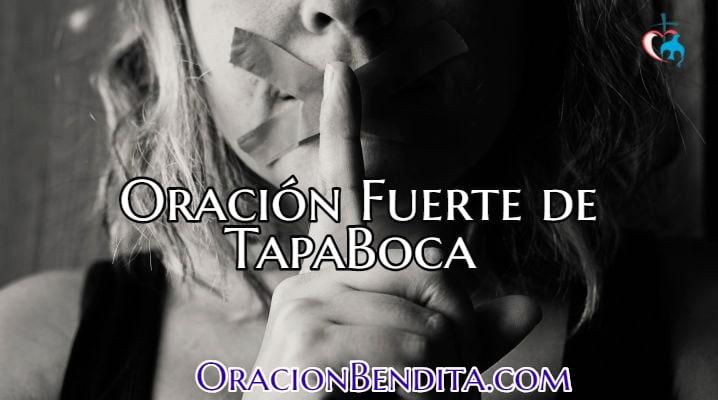 Oración Fuerte de TapaBoca