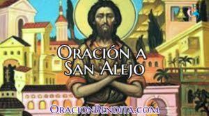 Oración a San Alejo para: Separar y Alejar lo que deseas