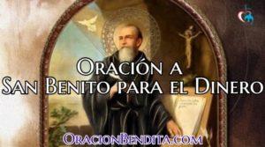 Oración a San Benito para el Dinero y las Finanzas