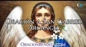 Oración a San Gabriel Arcángel Para Amor, Embarazo y Más
