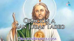 Oración a San Judas Tadeo para: Amor, Trabajo, Dinero y Más