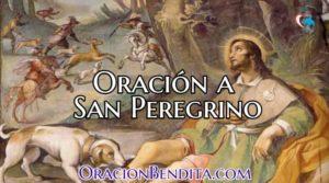 Oración Milagrosa para San Peregrino para Enfermos