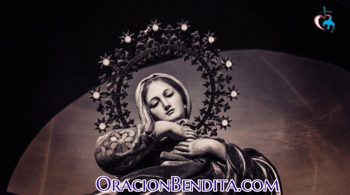 Oración a la virgen del carmen en su dia