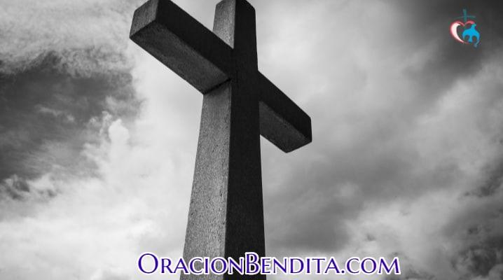 Oración a la santa cruz de protección