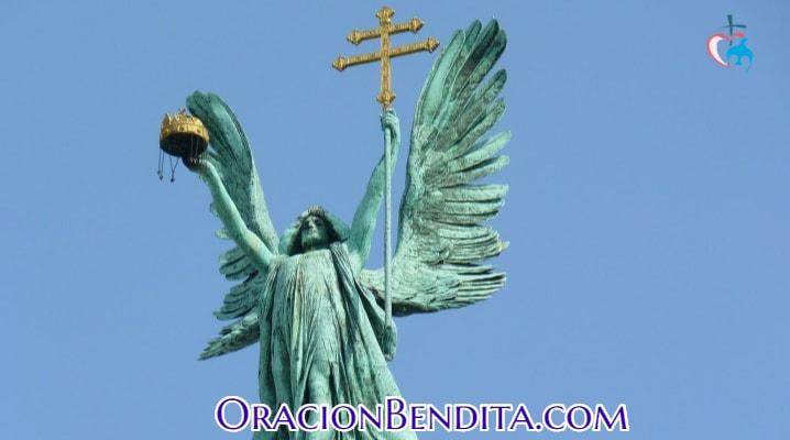 Oración de bienvenida a los arcángeles