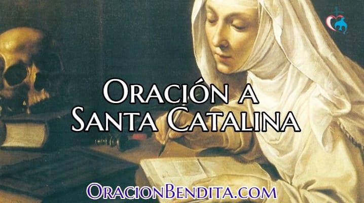 Oración a santa catalina contra los enemigos