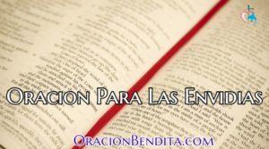 Oración para Alejar y Protegerse de las Envidias