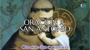 Oración De San Antonio: Amarrar, Cosas Perdidas Y Más