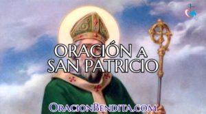 Oración A San Patricio: Protección, Amor, Dinero Y Más