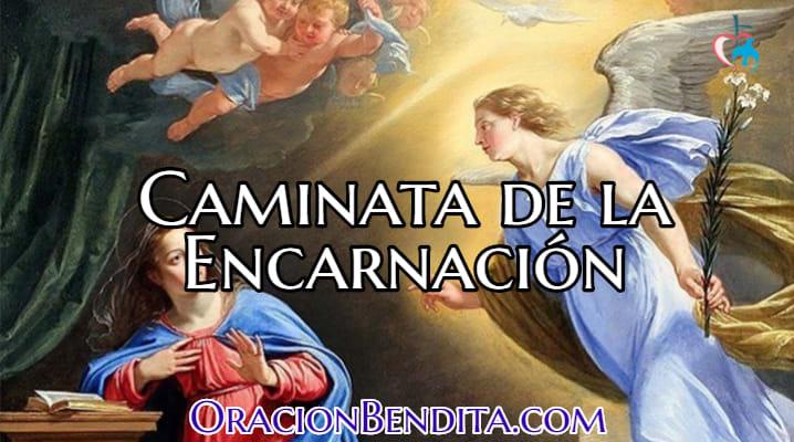 Oración a la Santísima Virgen de la Encarnación