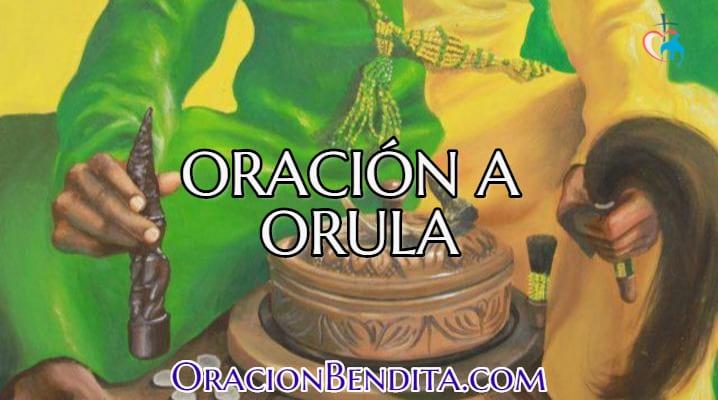 Oraciones para Orula