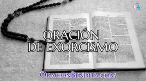 Oración de liberacion y sanacion catolica