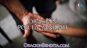 Oración por sanidad de un hijo