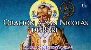 Oración a San Nicolás de Bari Para: Trabajo, Amor y Más