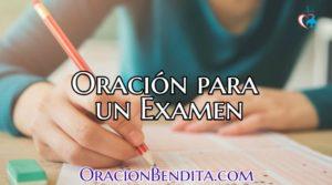 Oración para Aprobar y Salir Triunfante de un Examen Final